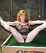 pool table spreading