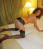 stockings milf