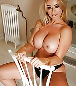 chair straddle