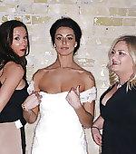 photobooth bride
