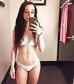 selfie room dressing
