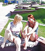 friends sunny