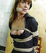 bondage cooper request: