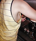 Cooking sideblouse