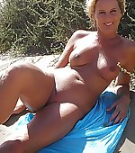 Naked wife at the