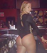 Blonde barista
