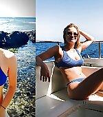 Bikini body at 18