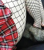 Foxy schoolgirl