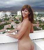 Enjoying a view