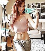 redhead pic post