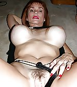 Nasty wife with