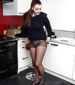 Wpc in pantyhose